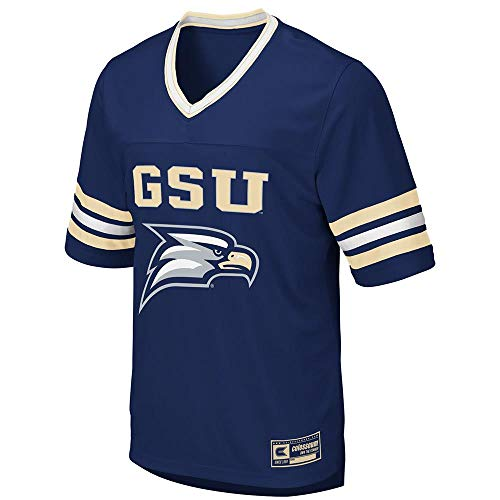 Colosseum Mens Georgia Southern Eagles Football Jersey - L