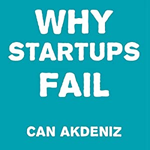 Why Startups Fail Audiobook