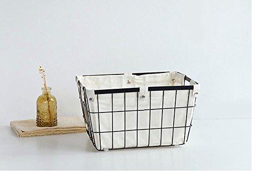 metal basket liner - 1