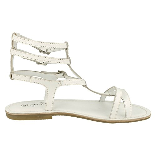 Savannah ,  Damen Gladiator Weiß