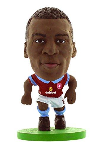 Soccer Starz - Aston Villa Christian Benteke Home Kit (2014/2015 Version) /