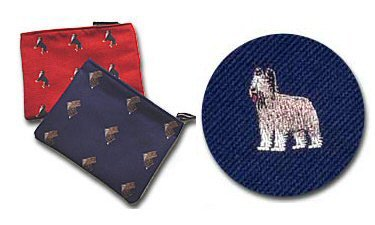 - Briard Cosmetic Bag (Dog Breed Make-up Case)