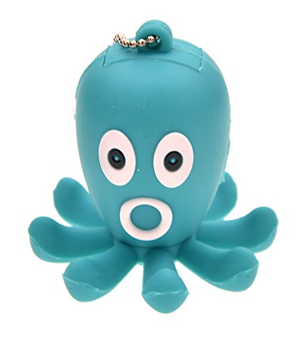 FEBNISCTE Cartoon 16GB USB 3.0 Flash Drive Animal Octopus Shape Storage Thumb Stick by FEBNISCTE