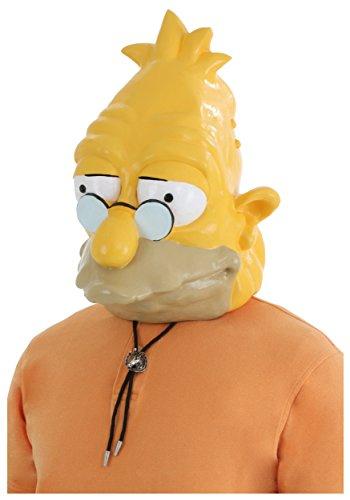 Grandpa Simpson Mask Standard