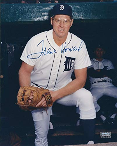 Autographed Signed 8x10 Photo Frank Howard Detroit Tigers - Certified Authentic