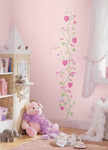 Lunarland PRINCESS Growth Chart Wall Stickers Vinyl Hearts Decals Room Decor Nursery - Return Policy Apple Canada