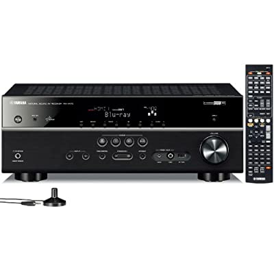 Yamaha RX-V475 5.1-Channel Network AV Receiver with Airplay (Discontinued by Manufacturer)