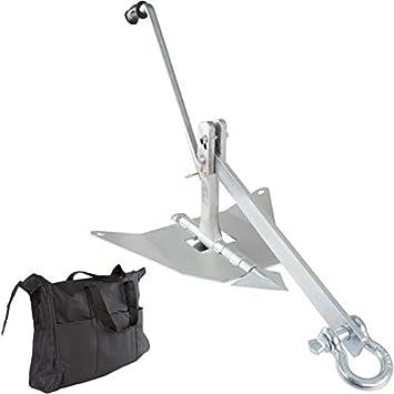 Winch Anchor Support Platform w// Storage Bag Universal 2727 Smittybilt W.A.S.P