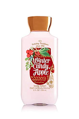 Bath & Body Works Body Lotion Winter Candy Apple 8 fl