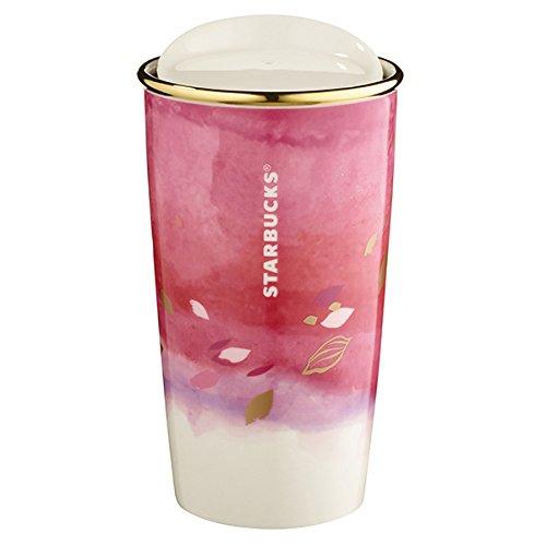 Starbucks 2016 Sakura Travel To-Go Pink Day Mug by starbucks (Image #3)