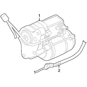 Amazon Com Mopar 0460 8801ab Starter Motor Automotive