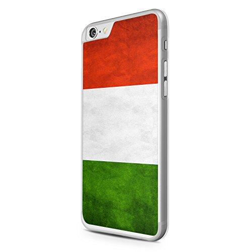 Italien Italia Italy Apple iPhone 6S + PLUS Hardcase Hülle Cover Case Schutz Schale Flagge Flag