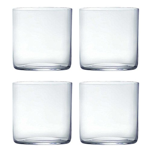 Riedel O Stemless Water Glasses (Set of -