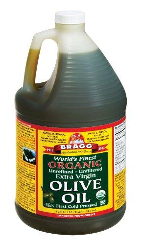 Bragg Organic Olive Oil 128 Oz.