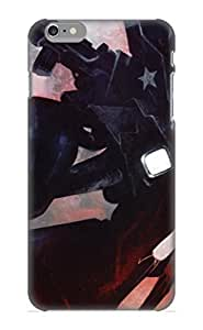 Ideal Pirntalonzi Diy For Iphone 5/5s Case Cover Plus(Anime Black Rock Shooter), Protective Stylish Case