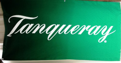 tanqueray-co-imported-london-dry-gin-green-advertising-banner-30-x-60