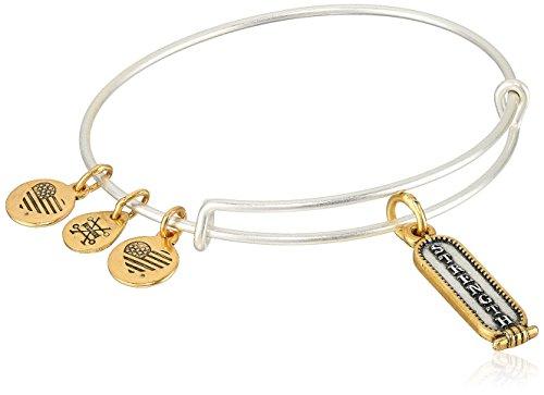 Alex and Ani Womens Temple Bangle Bracelet