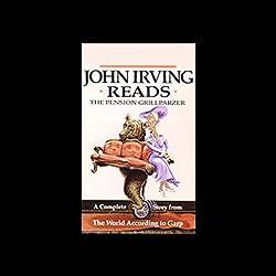 John Irving Reads