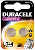 Duracell Lr44 Alkaline Twin Pack (2)