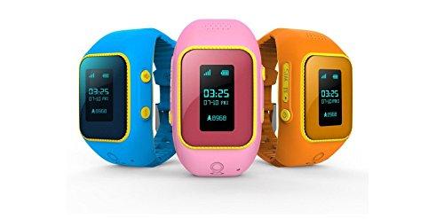 Reloj Digital para Niñ@s con Localizador GPS y Teléfono incorporado