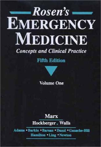 Download Rosen's Emergency Medicine: Concepts and Clinical Practice (3-Volume Set) pdf epub