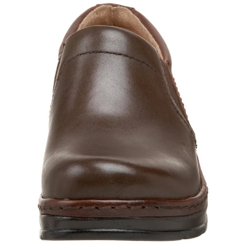 Klogs Naples Smooth Coffee Mule Women's Leather USA RErqZwR