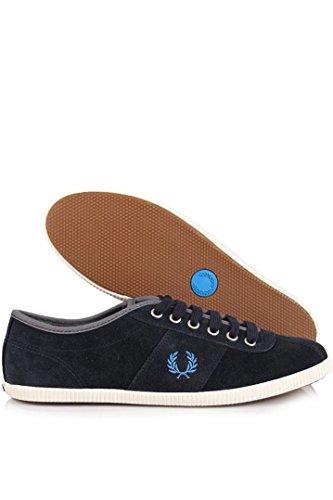 Fred Perry - Zapatillas para hombre azul azul