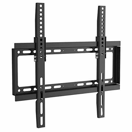 1home TV Wall Mount Bracket Tilt fits 17-50 inches Plate Scr