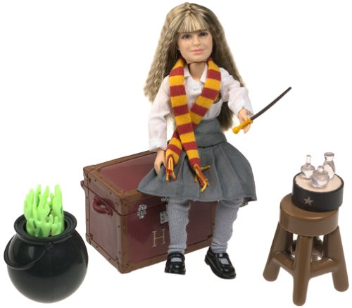 (Harry Potter Magical Powers Hermione Granger)