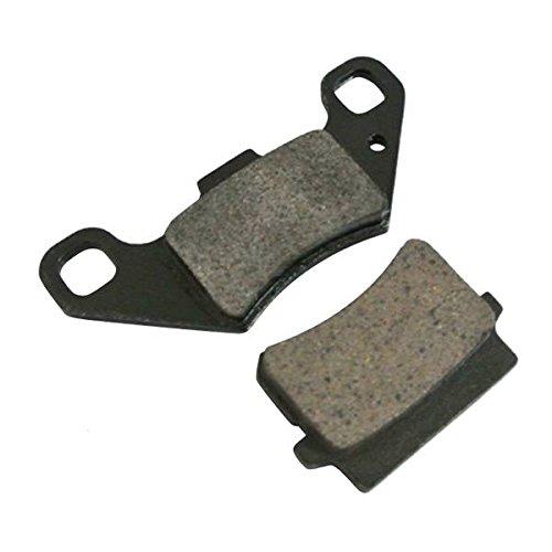 50/cc, 70/cc, 90/cc, 110/cc, 125 cc, 150/cc, 200/cc, 250/cc JRL /Pastilla de freno para quad