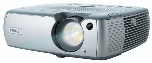 InFocus LP540 Multimedia Video Projector 1700 -