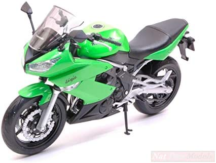 Welly WE38986C Kawasaki Ninja 650R 1:10 MODELLINO Die Cast ...