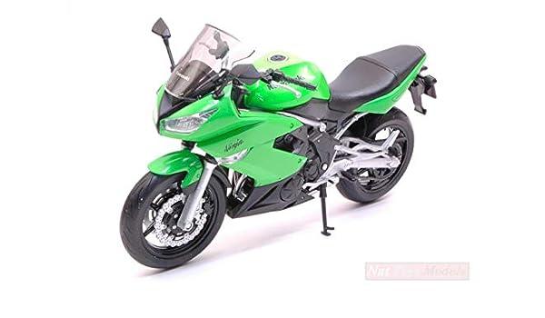 Welly WE38986C Kawasaki Ninja 650R 1:10 MODELLINO Die Cast ...