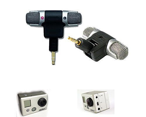 Professional Microphone silver housing recording product image