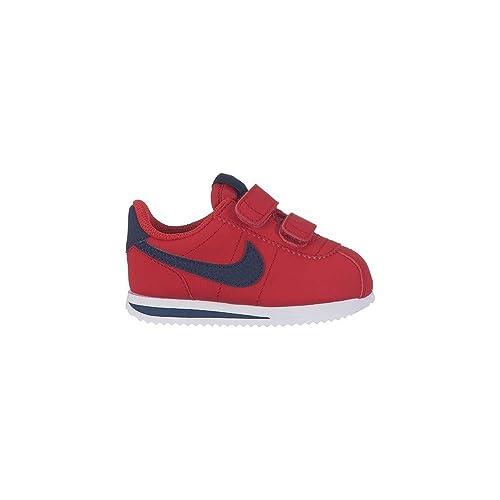 Nike Cortez Basic SL (TDV), Zapatillas de Atletismo para Niños: Amazon.es: Zapatos y complementos