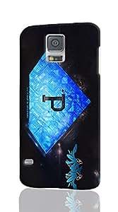 SUUER Diamond Supply Co ROUGH Skin 3D Case Cover for Samsung Galaxy S5 I9600 Regular