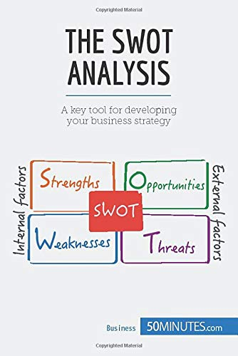 The Swot Analysis A Key Tool For Developing Your Business Strategy Management Marketing 50minutes 9782806269324 Amazon Com Books