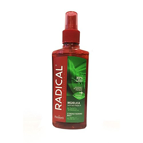 (RADICAL STRENGTHENING MIST FOR WEAK AND FALLING OUT HAIR 200ml)