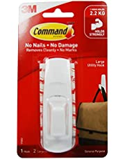 Command 1 Hook 2 Strip, Large