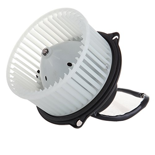 Scitoo ABS plastic Heater Blower Motor w/ Fan Cage for Ram Pickup Truck Grand Cherokee