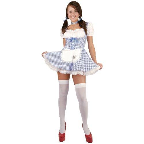 Dorothy Costume - Teen Medium (Dorothy Costumes For Teens)