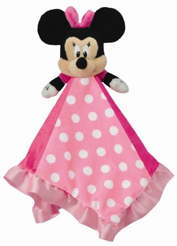 Disney Baby: Minnie Mouse Snuggle Blanky