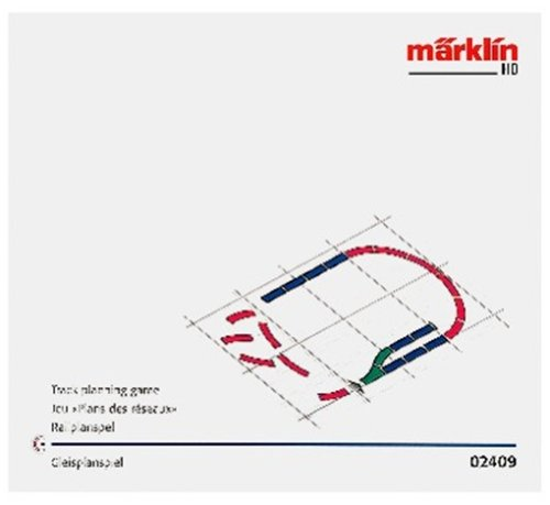 Marklin C Track Magnetic Planner Discontinued 2003 - This is