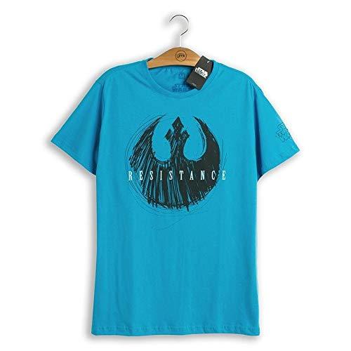 Camiseta Star Wars Viii Resistance Sketch