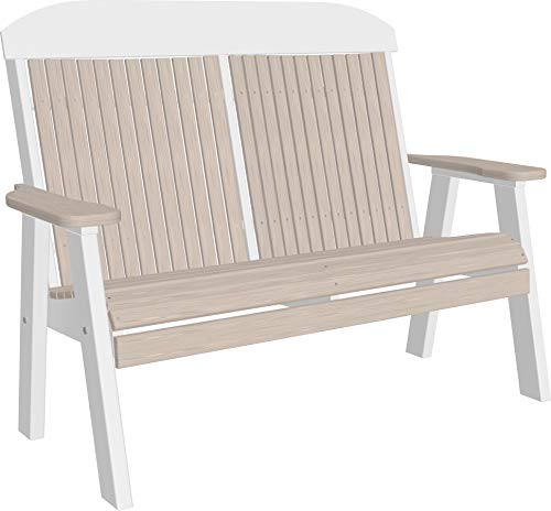 Strange Amazon Com Luxcraft Poly Recycled Plastic Classic Highback Spiritservingveterans Wood Chair Design Ideas Spiritservingveteransorg