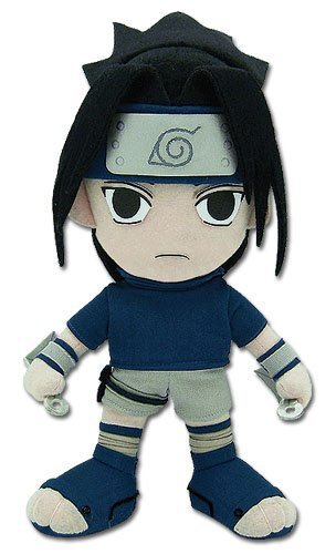 Great Eastern Naruto Sasuke Stuffed Plush Doll