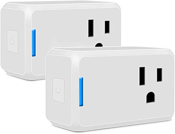 Smart Wireless Socket Power Plug Timer Remote App Control 10//16A Home Safety