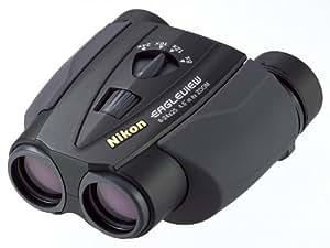 Nikon 7496 Eagleview Zoom 8-24 X 25mm Binoculars (Black)