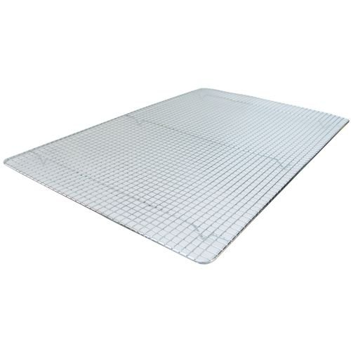 Johnson Rose Nickel Chrome Plated Wire Pan Grate Fits 10293 Full Size Sheet Pan, 16 x 24 inch -- 12 per case.