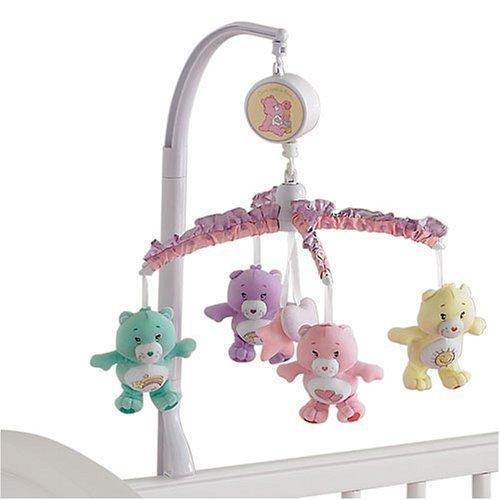 Care Bear Baby Crib Musical Mobile